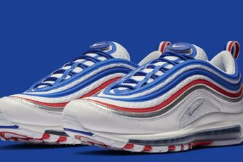 Nike Air Max 97 Inspired By NBA All Star Jerseys: First Look