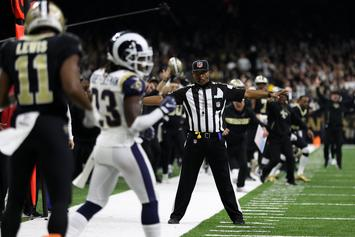 "Federal Judge Slams The Door On A Saints-Rams Playoff ""Do-Over"""