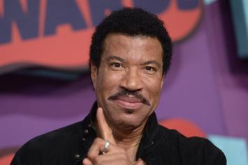 "Lionel Richie Disapproves Of Kanye West's ""All Day"" Performance"