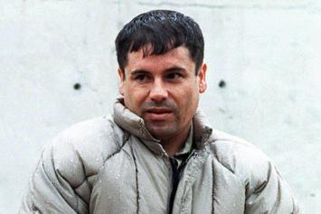 "El Chapo Meets His ""Narcos"" Doppelganger, Actor Admits: ""He's A Bit Intimidating"""