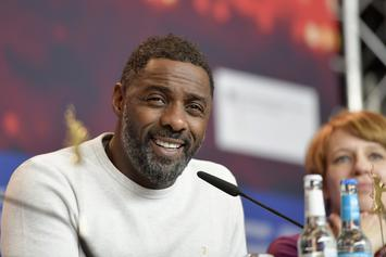 "Idris Elba Reportedly In Talks To Star In Supernatural Thriller ""Deeper"""