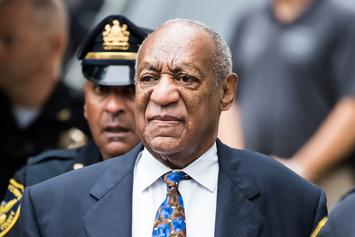 Bill Cosby Compares His Sentence To Nelson Mandela's Unjust Imprisonment