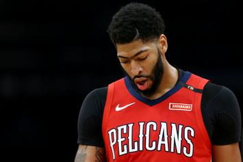 Anthony Davis' Father Urges Him Not To Join Boston Celtics