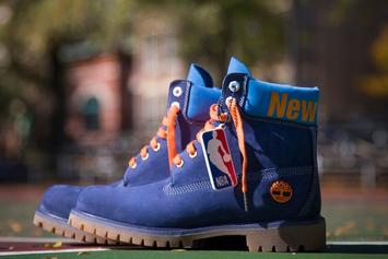 NBA x Timberland Boot Collection Releasing This Week: Official Images