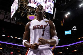Chris Bosh To Have Miami Heat Jersey Retired Next Month: Report