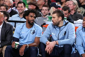 NBA Trade Rumors: Raptors, Grizzlies Engaged In Conley, Gasol Talks