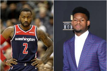 "John Wall Reacts To JuJu Smith-Schuster's Comment: ""I'll See U Around Bra"""