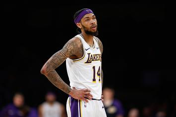 "Brandon Ingram Taunted With ""LeBron's Gonna Trade You"" Chants: Video"