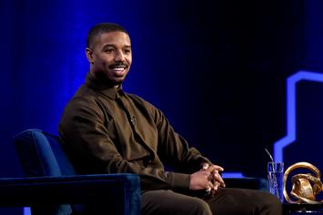 "Michael B. Jordan Says He Needed Therapy After Filming ""Black Panther"""