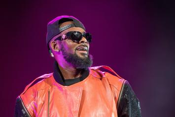 "R. Kelly Deletes ""King Of R&B"" Tour Announcement Following Sex Scandal Outrage"
