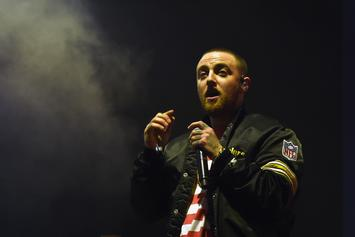 Mac Miller Tribute Mural Pops Up In Brooklyn