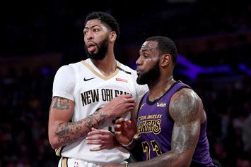"Pelicans Invented A New Breed Of ""Tampering"" By Trolling The Lakers"