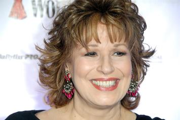 "Joy Behar Receives Backlash After Once Dressing As A ""Beautiful African Woman"""