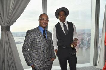 """T.I, Jay-Z, Pharrell & Q-Tip Shine In """"Young Millionaires"""" Throwback Pic"""
