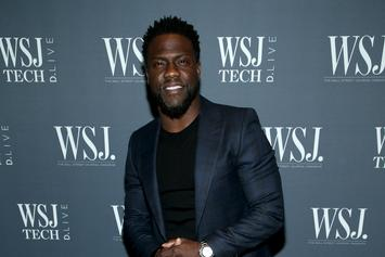 "Kevin Hart Teams With Netflix For ""Guide To Black History"" Series"