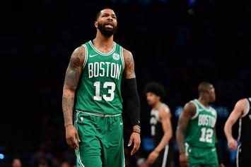 Marcus Morris Rips Celtics Teammates For Blowing 28-Point Lead After Kyrie Injury