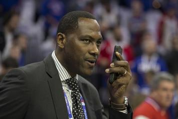 76ers GM Elton Brand Apologizes To Magic Johnson For Tampering Insinuation