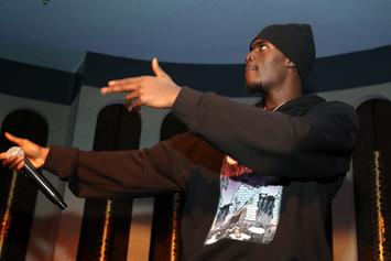 """Sheck Wes Denies Justine Skye's Allegations: """"I Never Hit Or Beat Any Women"""""""