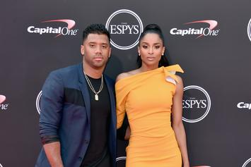 Russell Wilson Did Not Buy Ciara's Masters As Christmas Gift