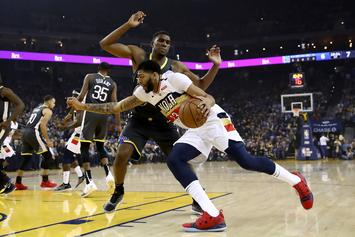 """Anthony Davis Upset After Blowout Loss To The Magic: """"We Sucked"""""""