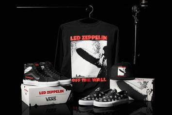 Vans x Led Zeppelin Sneaker Collection Revealed: Release Details