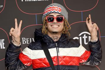 "Lil Pump Says He's Boycotting Gucci But Won't Retire ""Gucci Gang"""