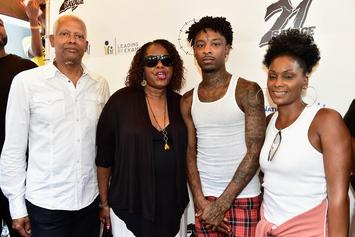 21 Savage's Mother Thanks Jay-Z, J. Cole, Cardi B & More After His Release