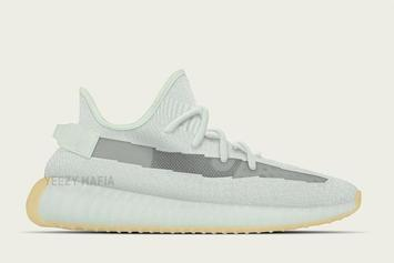 "Adidas Yeezy Boost 350 V2 ""Hyperspace"" Surfaces: First Images"