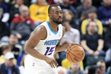 """Kemba Walker On All-Star Game Appearance: """"Sometimes I Can't Believe It"""""""