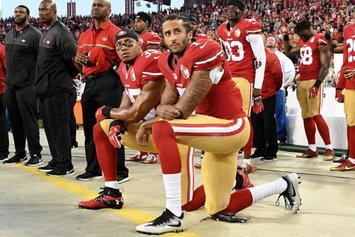 NFL And Colin Kaepernick, Eric Reid Reach Settlement In Collusion Case