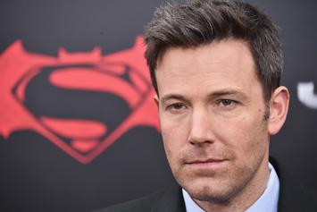 "Ben Affleck Officially Retires His ""Batman"" Cape"
