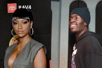 Justine Skye Files Restraining Order Against Sheck Wes: Report