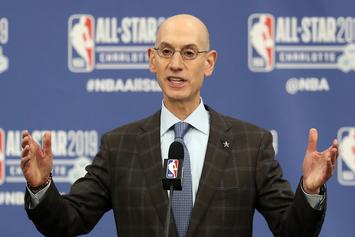 Adam Silver Is Not Happy With Trade Demands Being Made Out In The Open