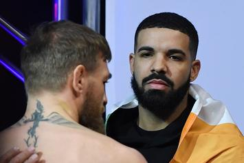 Drake Shows Off Hands During Intensive Combat Fitness Training