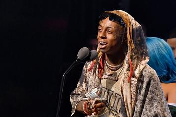 Lil Wayne Ignores Gucci Blackface Scandal By Rocking Head-To-Toe Gucci