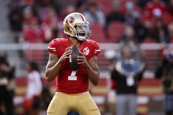 "Colin Kaepernick's Lawyer Says Kap ""Absolutely Wants to Play"""