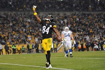 "Antonio Brown, Pittsburgh Steelers Agree ""It's Time To Move On"""