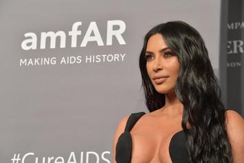 Kim Kardashian Blasts Companies Like Fashion Nova For Ripping Off Her Outfits