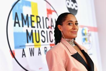 Tracee Ellis Ross Fell For A$AP Rocky's Thirst Trap
