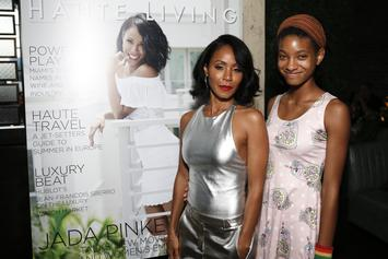 "Jada Pinkett Smith, Willow Smith And Adrienne Banfield-Norris Cover ""Essence"""