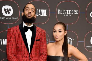 Nipsey Hussle Credits The $100 Mixtape For His Romance With Lauren London