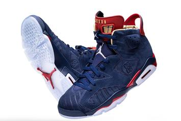 "Air Jordan 6 ""Doernbecher"" Release Details Announced"