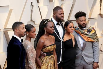 """Black Panther"" Is Marvel's First Oscar-Winning Film"