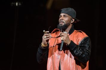 """R. Kelly Continues To Deny Sexual Assault Allegations, Lawyer Says He's """"Disappointed"""""""