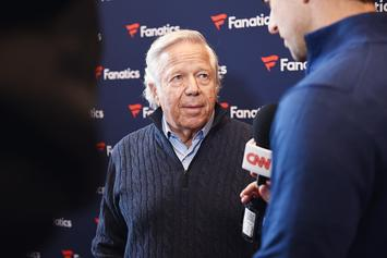 "Robert Kraft Spotted With ""Hot Asian Women"" Ahead Of Super Bowl: Report"