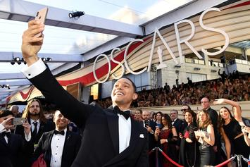 "Trevor Noah Pulls Off Slickest Oscars Stunt: ""White People Don't Know I'm Lying"""