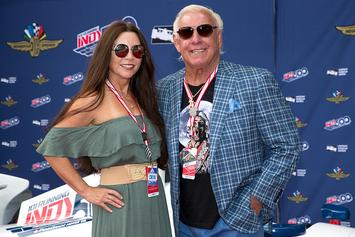 Ric Flair's Wife Wants Bradley Cooper To Play Him In Hulk Hogan Biopic
