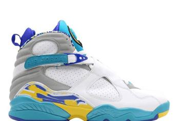 "Women's Air Jordan 8 ""Aqua"" Rumored Release Details"