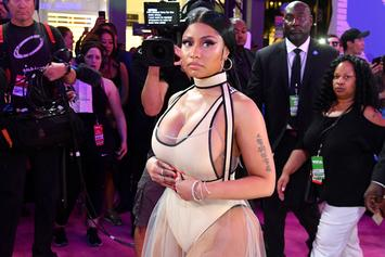 Nicki Minaj Claims She Doesn't Owe Tracy Chapman Anything Over Nas Collab: Report