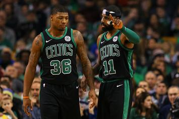 """Marcus Smart Says Celtics """"Just Not Together"""" Following Blowout Loss"""